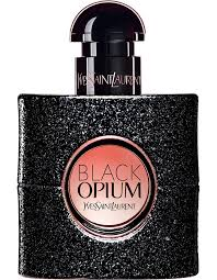 Opium (Yves Saint Laurent) black perfume
