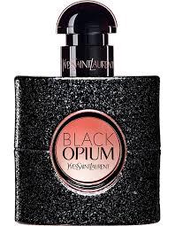 Opium (Yves Saint Laurent) black perfume