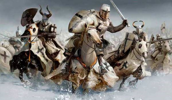 Soldiers of the Crusades