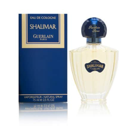 Shalimar of Guerlain