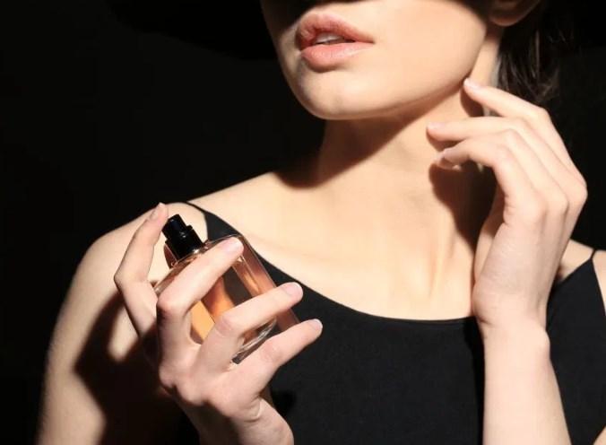 women personality perfume