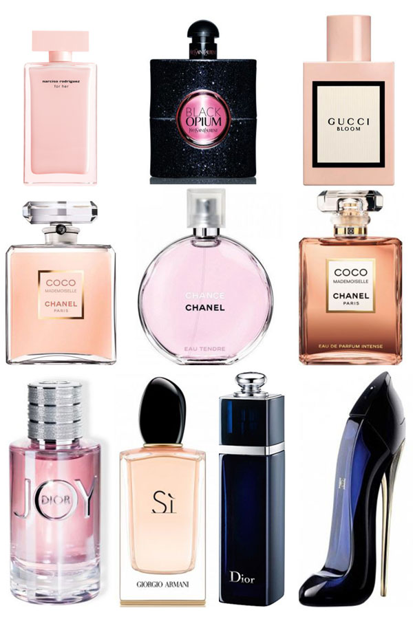 20 Best Female Perfume in the World 2021