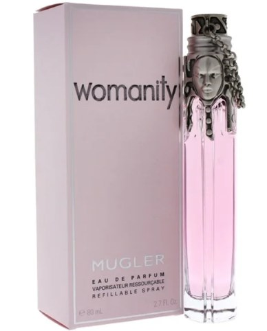 thierry mugler womanity perfume
