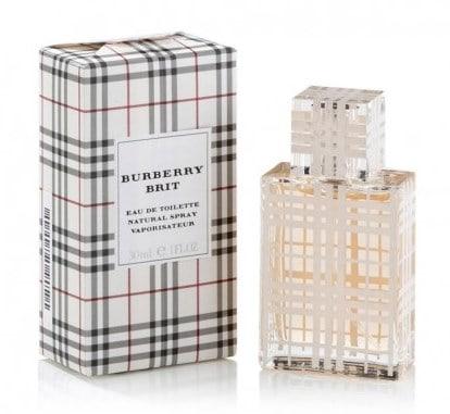 Burberry Brit Eau De Parfum Spray,