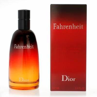 Fahrenheit by christian dior for men