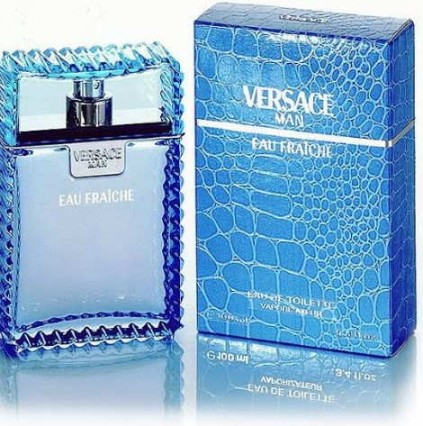Versace Man Eau Fraiche for men