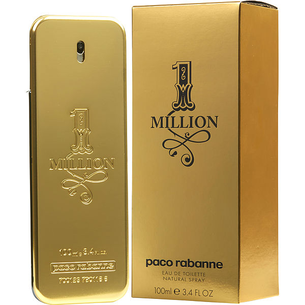 paco rabanne perfume 1 million eau de toilette