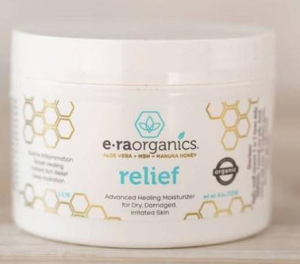 E-Raorganics body lotion