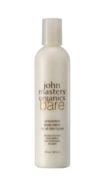 Unscented Body Lotion by John Masters Organics