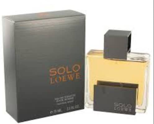 solo by loewe