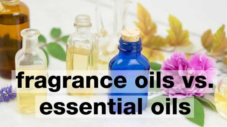 Read more about the article What is the Difference Between Essential Oil and Fragrance Oil?