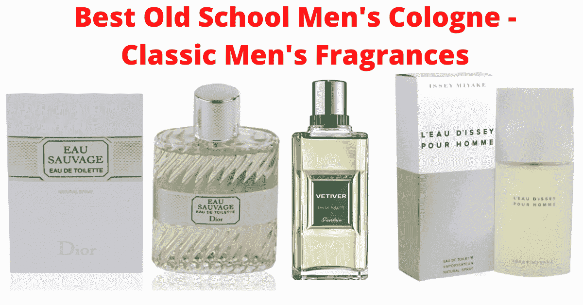 You are currently viewing Best Old School Men's Cologne – Classic Men's Fragrances