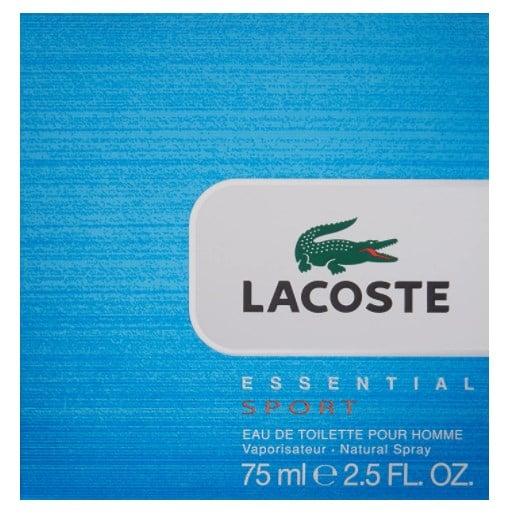best lacoste cologne for men